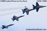 The Blue Angels at the 2008 Great Tennessee Air Show at Smyrna aviation stock photo #1818