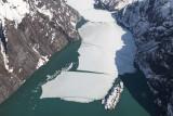 South Sawyer Glacier, Melting Fresh-Water Ice  (StikinePM042909--_084.jpg)