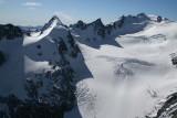 Athena & Peaks Of The Upper Hoh Glacier  (ONP102607-_410.jpg)