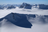 Dagon 'NW' Summit (Foreground) & Cerberus, View SW  (MonarchIF021808-_119.jpg)