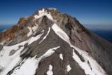 Hood, Upper Zigzag, Palmer, & White River Glaciers  (Hood082407-_060.jpg)
