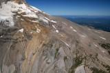 Hood: Newton Clark Glacier Perspective View N  (Hood082807-_325.jpg)