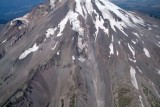 Shasta:  Watkins (L), Wintun (Center) & Hotlum (R) Glaciers (Shasta082907-_063.jpg)