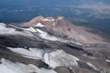 Bolam & Whitney Glaciers, View W To Shastina (Shasta082907-_213.jpg)
