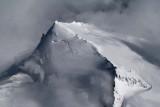 Snowmobile Tracks In Sherman Crater  (MtBaker042108-_042.jpg)