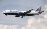 Transaero B-737-400
