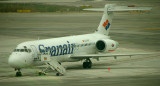 Spainair is the only European operator of 717