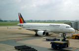 Philippines A-320 rest at SGN