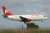 737-200 of Venezuela's Avior Airlines