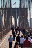 Brooklyn Bridge: 11:18 AM