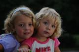 Holthaus Kids on Vacation at Grandma & Grandpas - 8-8-08