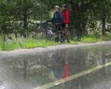 Wet Bike Ride