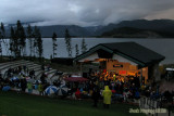 Rainy Concert in Dillon