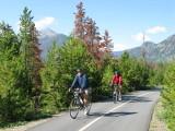 Lake Dillon Bike Ride