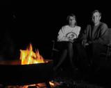 State Park Campfire