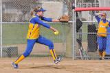 Fort Loramie Girls Softball vrs Russia - 04-23-2009