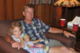 Ellie and Grandpa