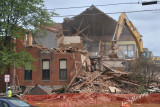 Demolition, 07-01-2009, 1885 section