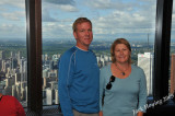 In the CN Tower