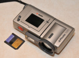 Agfa E-Photo 1680, My first digital camera, 1999