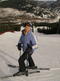 Brenda at Copper Mountain