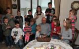 Dad's 88th Birthday / Family Photo
