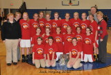 Fort Loramie Lady Redskins are in the Final Four !!!!