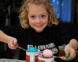 Ellie the Easter Egg Double Dipper