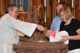 Grace's Baptism 05-09-2010