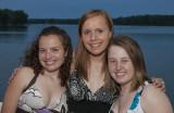 Triplets Graduation Party