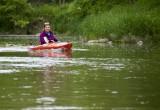 Brenda on Loramie Creek