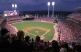 Cincinnati Reds Stadium - Great American Ballpark