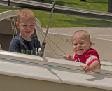 Paeltz Boys fishing