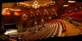 Interior of the Ohio Theater (balcony view)