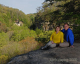 Conkle's Hollow Rim Trail