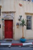 Tel Aviv - Neve Zedek house detail