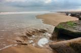 tide coming in