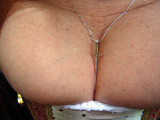 Scarby cleavage!!!