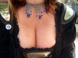 Cleavage by ???? chainmaille by me!