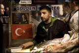 Teksim - Late Night Fish Stall