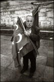 Flag Seller - New Mosque