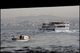 Galata Bridge - Towards Anatolia