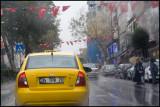 Taksi in the Rain