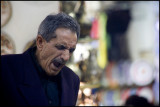 Yawning in the Grand Bazaar