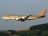 B747-400F  HL-7420