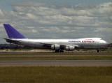 B747 -200F  N639FE