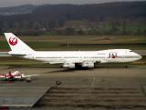 B747-200  JA-8141