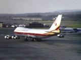 B747-200  N748WA