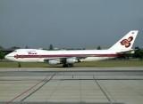 B747-200  HS-TGA
