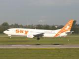 B737-400  TC-SKE